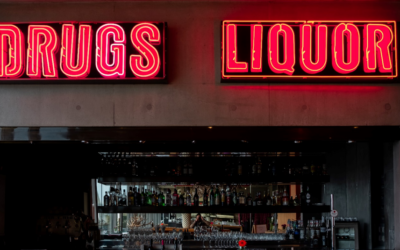 What Do Drugs & Booze Have to Do With It ?